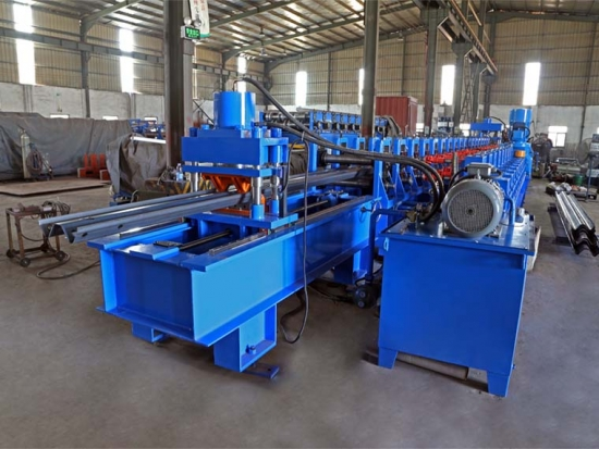 highway guardrail roll forming machine suppliers